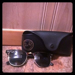 New Ray Ban sunglasses